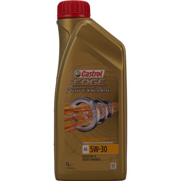 Castrol Edge Professional Titanium A5 5W-30 Motorolie
