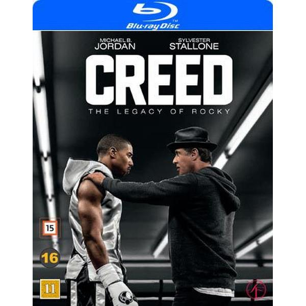 Creed - The legacy of Rocky (Blu-ray) (Blu-Ray 2015)