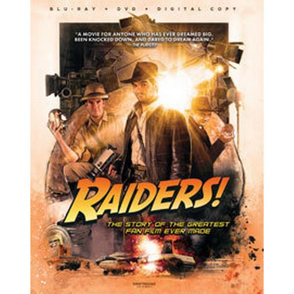 Raiders! (Blu-ray + DVD) (Blu-Ray 2016)