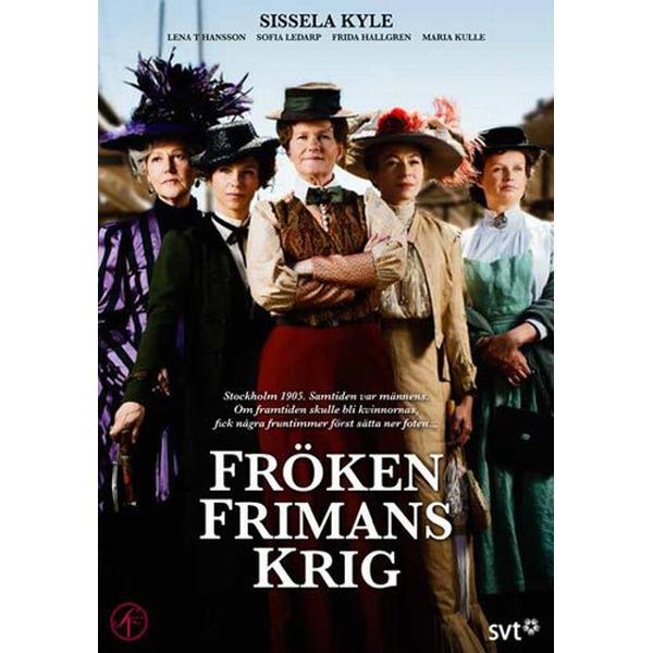 Fröken Frimans krig (DVD) (DVD 2013)