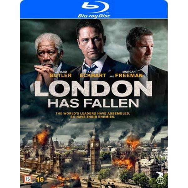 London has fallen (Blu-ray) (Blu-Ray 2016)