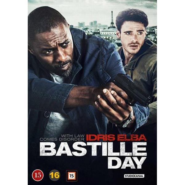 Bastille day (DVD) (DVD 2015)