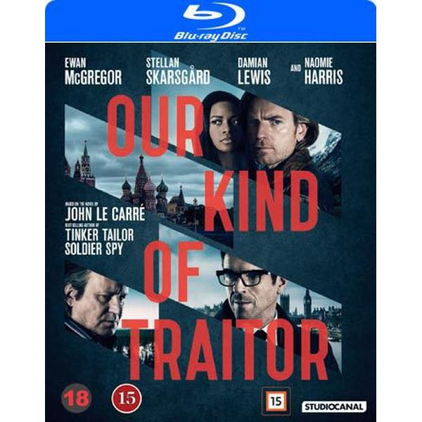 Our kind of traitor (Blu-ray) (Blu-Ray 2016)