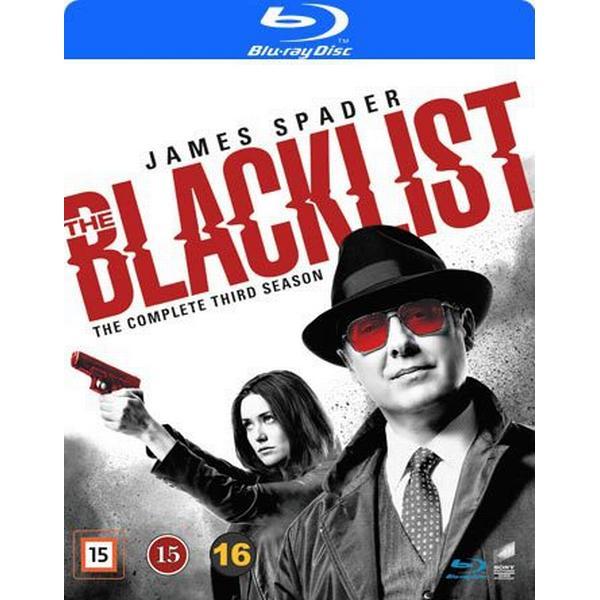 Blacklist: Säsong 3 (6Blu-ray) (Blu-Ray 2016)