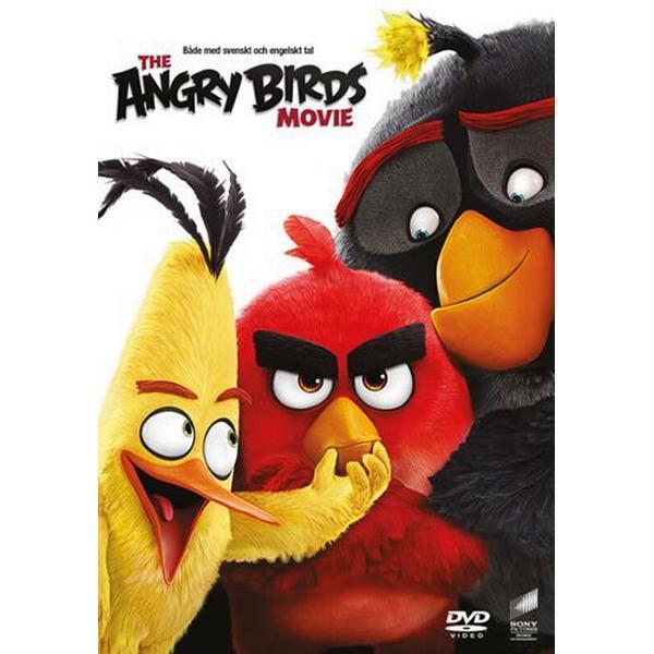Angry Birds - Filmen (DVD) (DVD 2016)