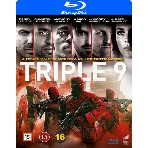 Triple 9 (Blu-ray) (Blu-Ray 2016)