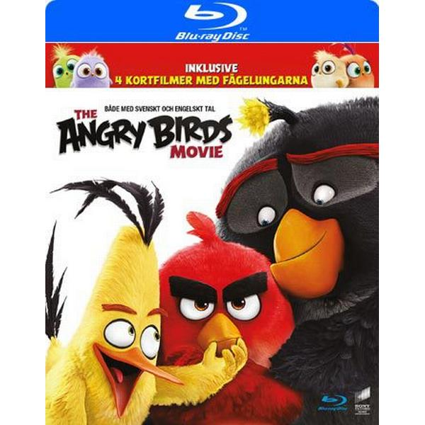 Angry Birds - Filmen (Blu-ray) (Blu-Ray 2016)