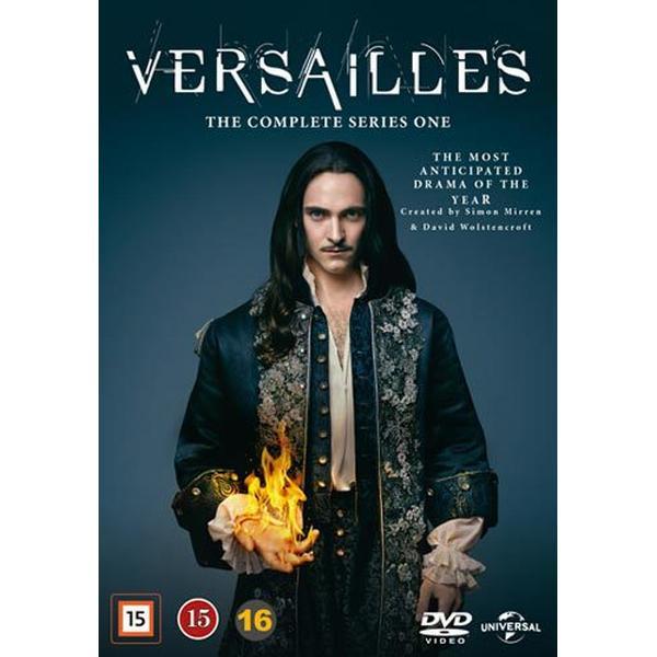 Versailles: Säsong 1 (4DVD) (DVD 2015)