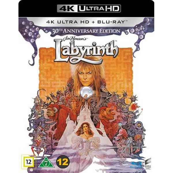 Labyrinth: A.E. (4K Ultra HD + Blu-ray) (Unknown 2016)