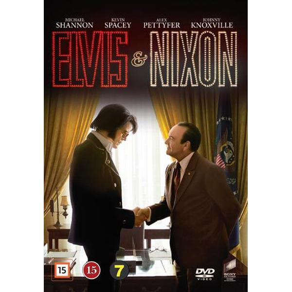 Elvis & Nixon (DVD) (DVD 2016)