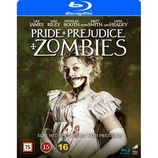 Pride and prejudice and zombies (Blu-ray) (Blu-Ray 2016)