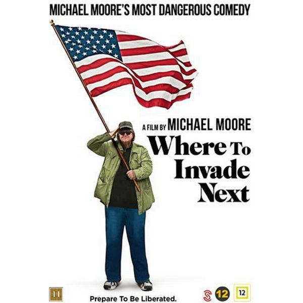 Where to invade next (DVD) (DVD 2015)