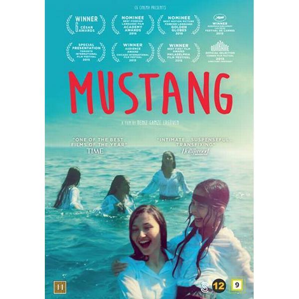 Mustang (DVD) (DVD 2015)