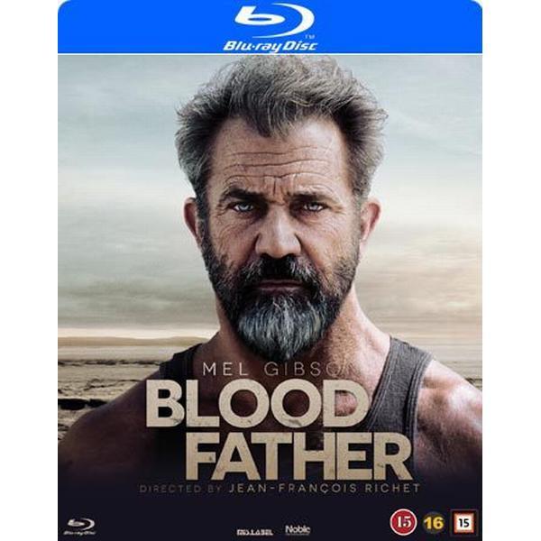 Blood father (Blu-ray) (Blu-Ray 2016)