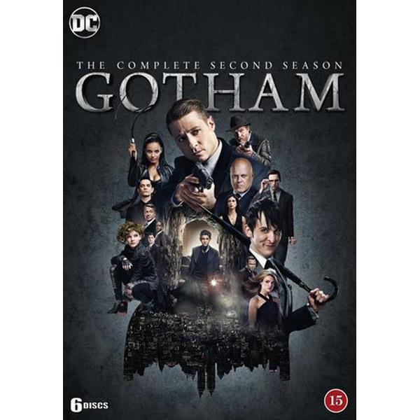 Gotham: Säsong 2 (6DVD) (DVD 2016)