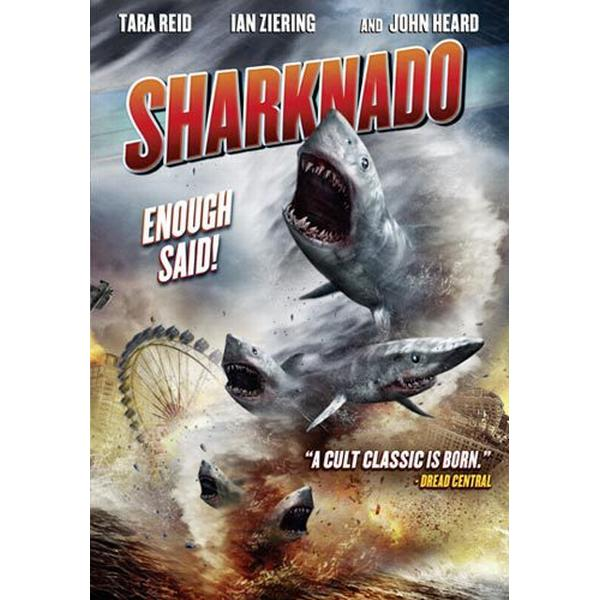 Sharknado 1 (DVD) (DVD 2013)