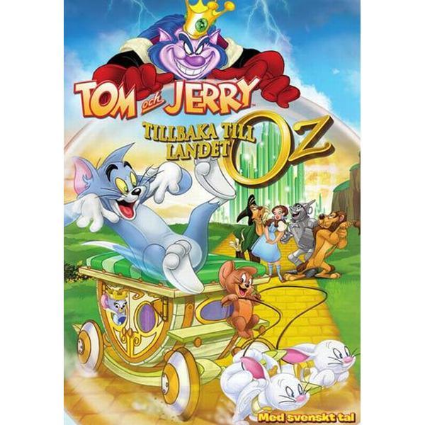 Tom & Jerry: Tillbaka till Oz (DVD) (DVD 2016)