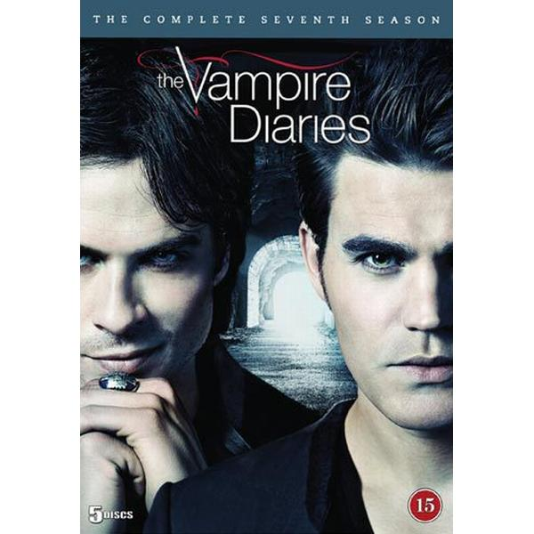 Vampire diaries: Säsong 7 (5DVD) (DVD 2016)