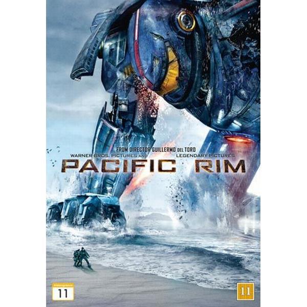 Pacific rim (DVD) (DVD 2013)