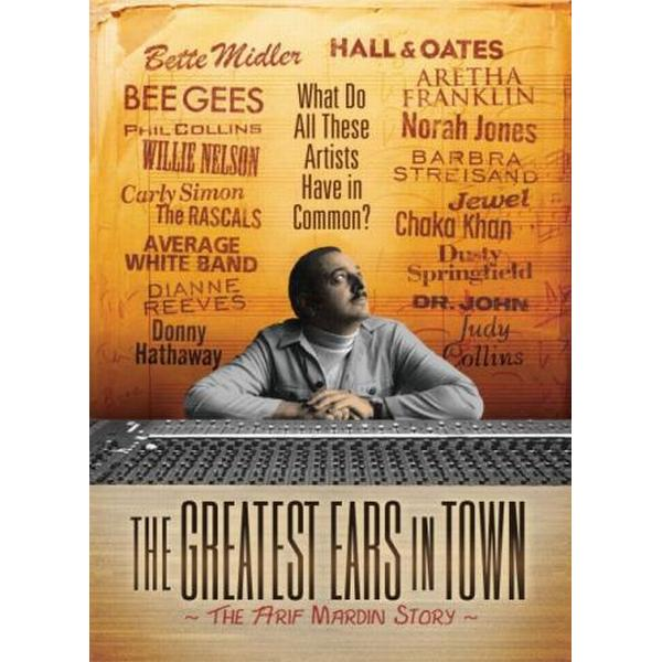 Greatest Ears In Town - Arif Mardin Story (DVD) (DVD 2016)