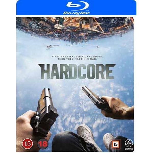 Hardcore (Blu-ray) (Blu-Ray 2015)