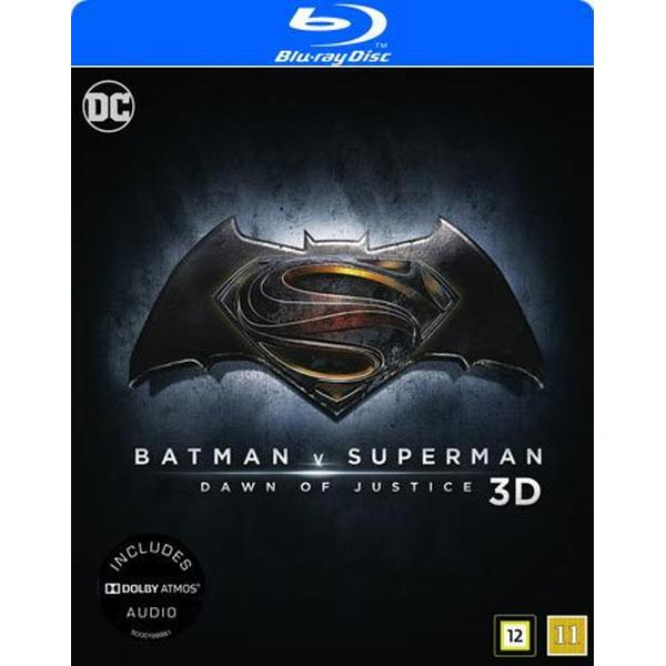 Batman V Superman: Dawn of justice (Blu-ray 3D + Blu-ray) (3D Blu-Ray 2016)