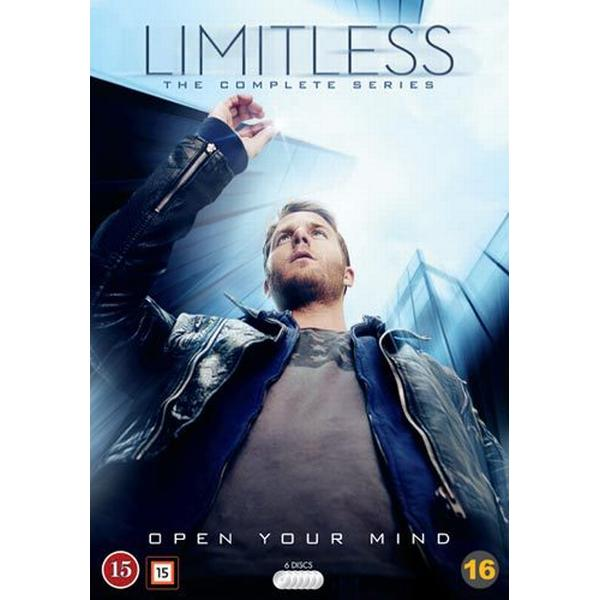 Limitless: Complete series (6DVD) (DVD 2015)