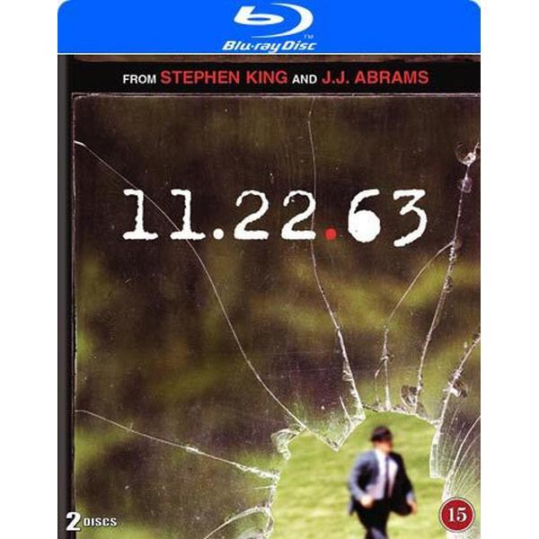 11.22.63: Säsong 1 (2Blu-ray) (Blu-Ray 2016)