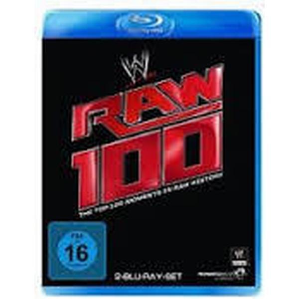 Top 100 Raw Moments (Wrestling) (2Blu-ray) (Blu-Ray 2015