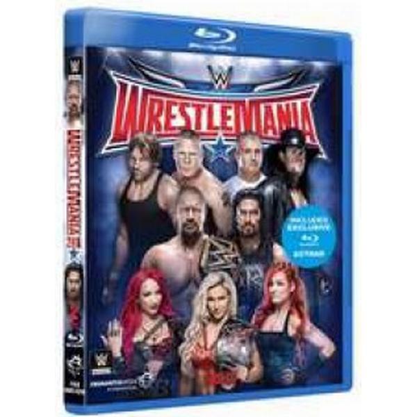Wrestlemania 32 (Wrestling) (2Blu-ray) (Blu-Ray 2016)