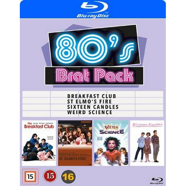 80's Brat Pack collection (4Blu-ray) (Blu-Ray 2016)