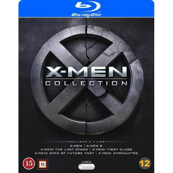 X-Men - The Saga (6Blu-ray) (Blu-Ray 2016)