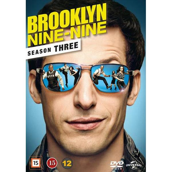 Brooklyn Nine-Nine: Säsong 2 (3DVD) (DVD 2016)