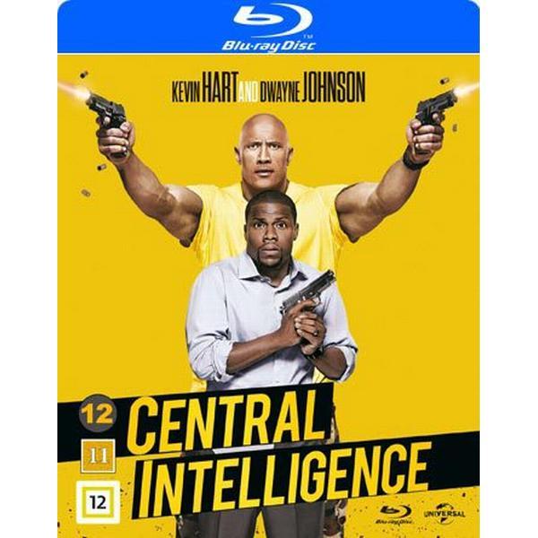 Central intelligence (Blu-ray) (Blu-Ray 2016)