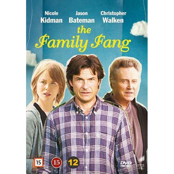 Family Fang (DVD) (DVD 2016)
