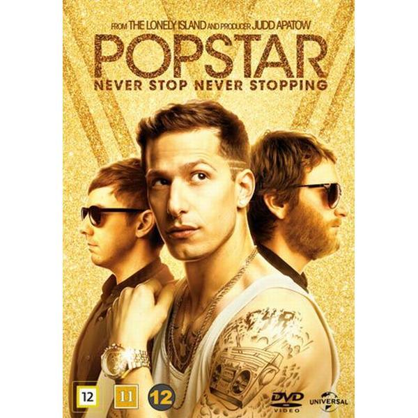Popstar - Never stop never stopping (DVD) (DVD 2016)