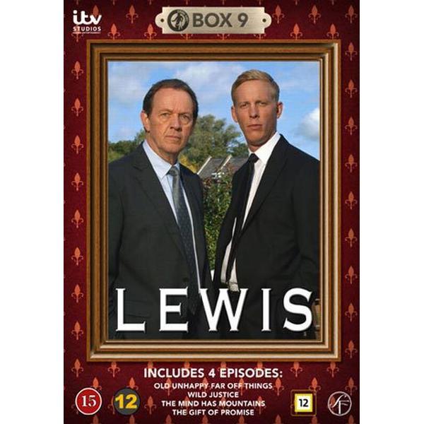 Lewis: Box 9 (2DVD) (DVD 2011)