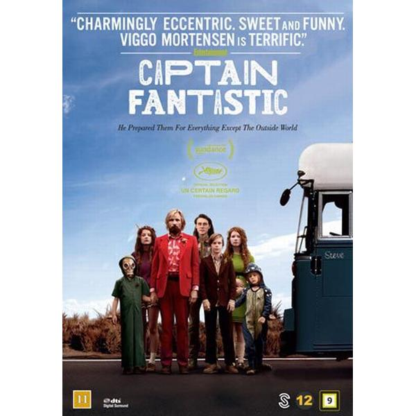 Captain Fantastic (DVD) (DVD 2016)