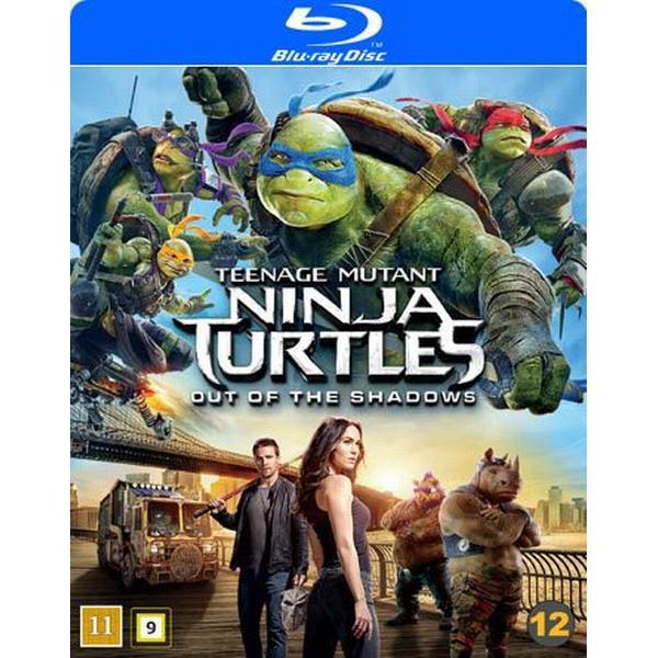 Teenage Mutant Ninja Turtles 2 - Out of the ... (Blu-ray) (Blu-Ray 2016)