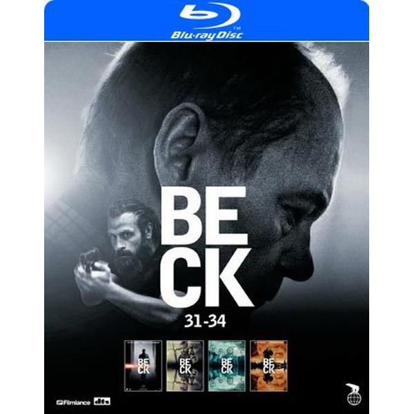 Beck Box 8 (31-34) (4Blu-ray) (Blu-Ray 2016)
