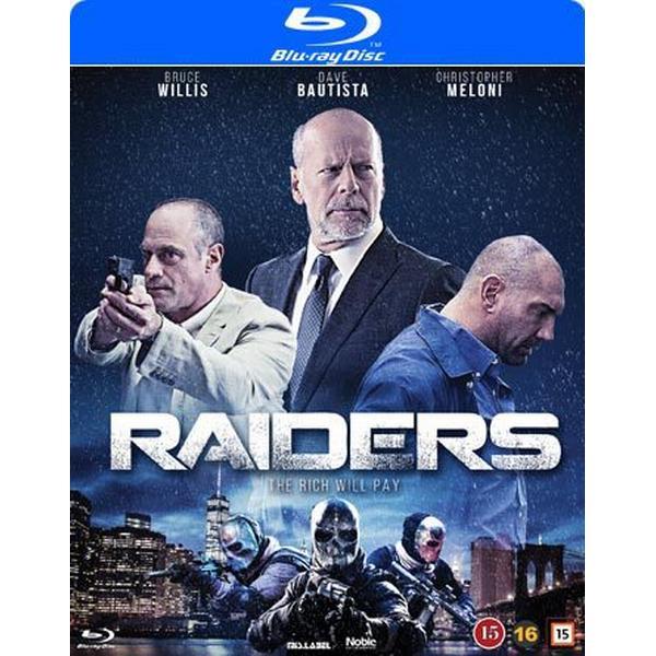 Raiders (Blu-ray) (Blu-Ray 2016)