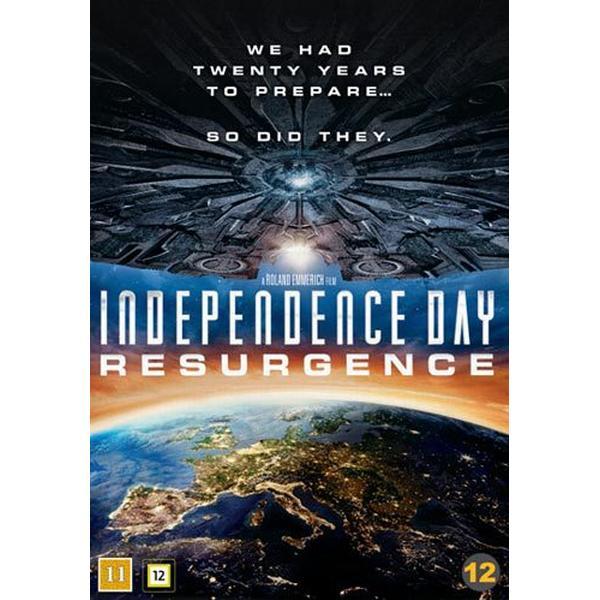 Independence day 2 - Resurgence (DVD) (DVD 2016)