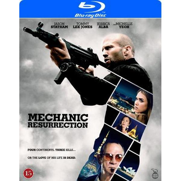 Mechanic - Resurrection (Blu-ray) (Blu-Ray 2016)