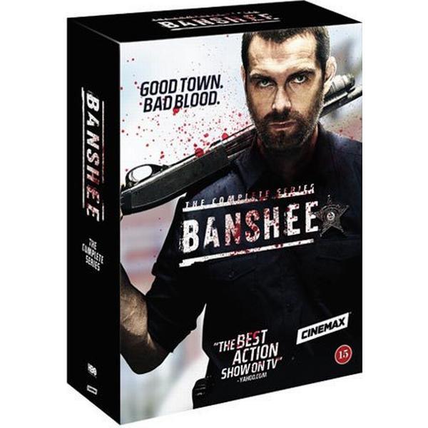Banshee: Complete series (15DVD) (DVD 2016)