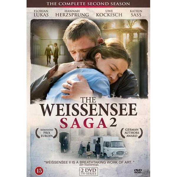 The Weissensee saga: Säsong 2 (2DVD) (DVD 2011)