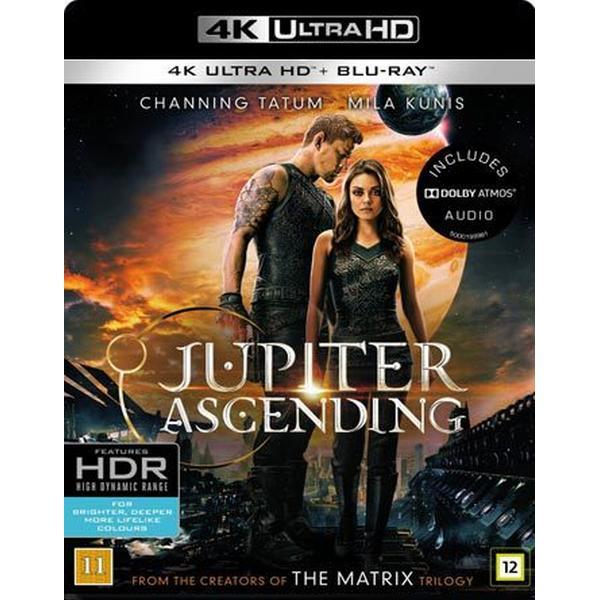 Jupiter ascending (4K Ultra HD + Blu-ray) (Unknown 2016)