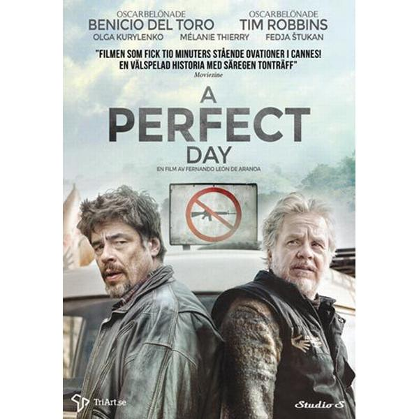 A perfect day (DVD) (DVD 2015)