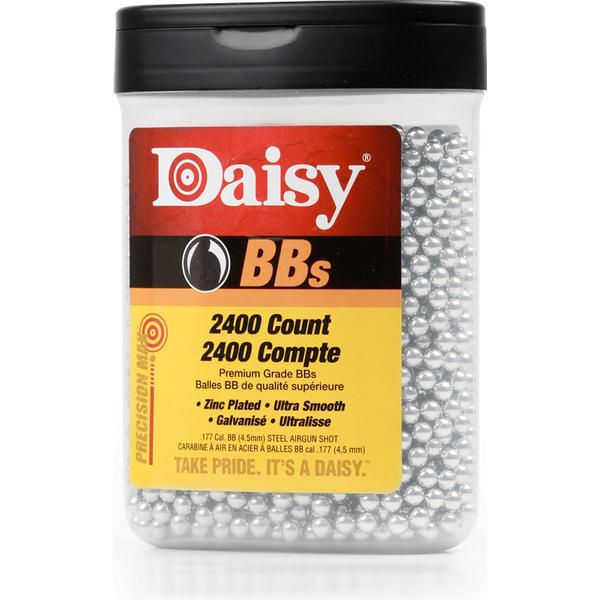 Daisy Stålrundkulor 4.42mm 2400st