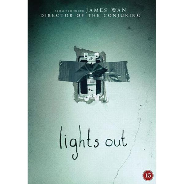 Lights out (DVD) (DVD 2016)