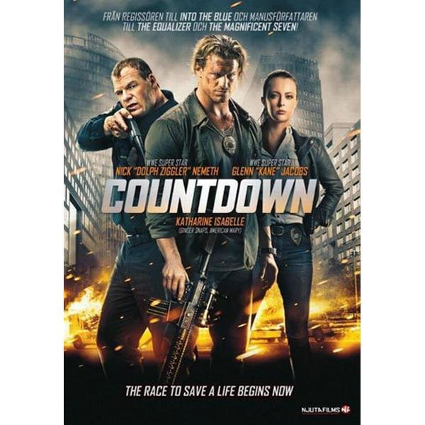 Countdown (DVD) (DVD 2016)